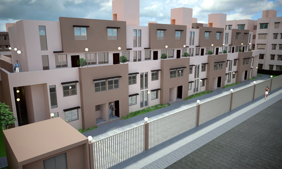 Conjunto Residencial- Chimbote